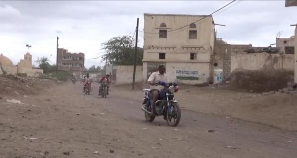 استشهاد مدني برصاص قناصة الحوثي في حيس