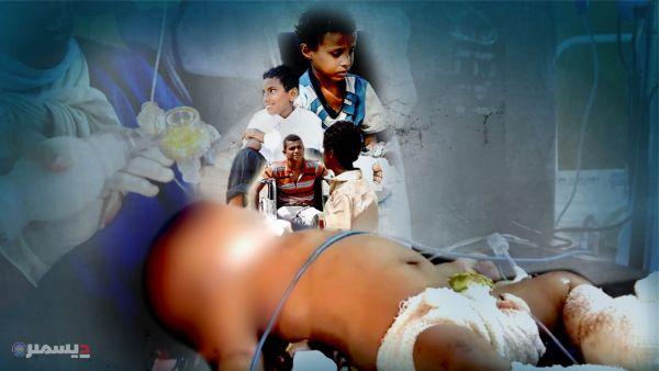 شبكة حقوقية توثق 21 ألف انتهاك حوثي ضد الأطفال