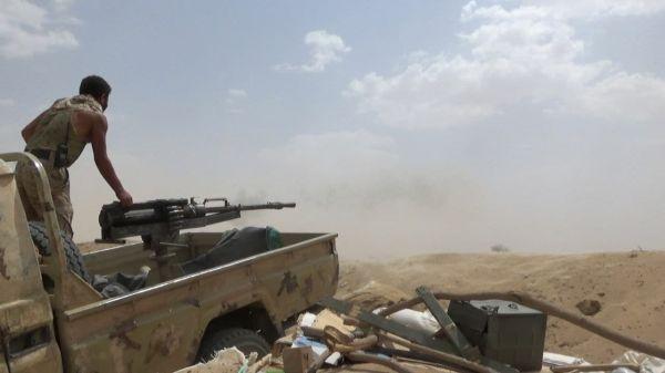 الجوف.. هجوم خاطف للجيش بإسناد جوي يكبّد مليشيا الحوثي خسائر كبيرة شرق الحزم