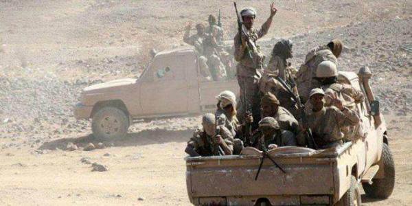 القوات الحكومية تحرر مناطق استراتيجية في منطقة البرح غربي تعز