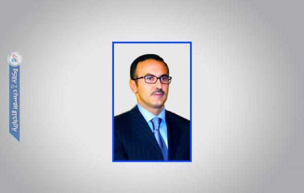 أحمد علي عبدالله صالح يٌعزي الورقي في وفاة نجله