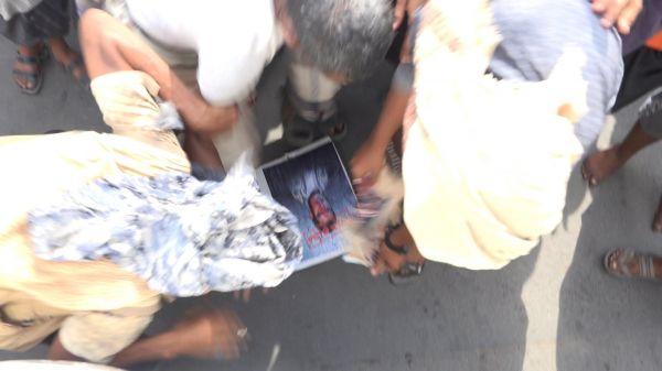 """""""المُشتركة"""" والسلطة المحلية وأبناء المخا.. شراكة وطنية راسخة وموقف واحد بمواجهة إرهاب الحوثيين"""