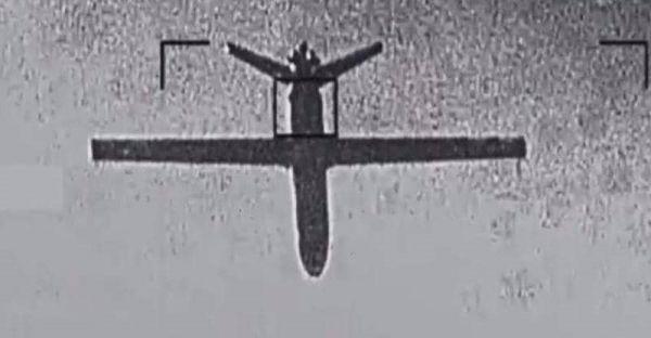 التحالف يدمر طائرة مسيرة مفخخة للحوثيين باتجاه جنوب السعودية