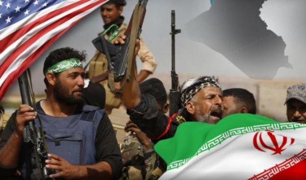 مليشيات طهران تشعل الصراع الأمريكي الإيراني في العراق