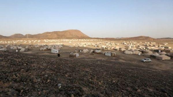 ميليشيا الحوثي أجبرت 44 ألف شخص على النزوح من مأرب