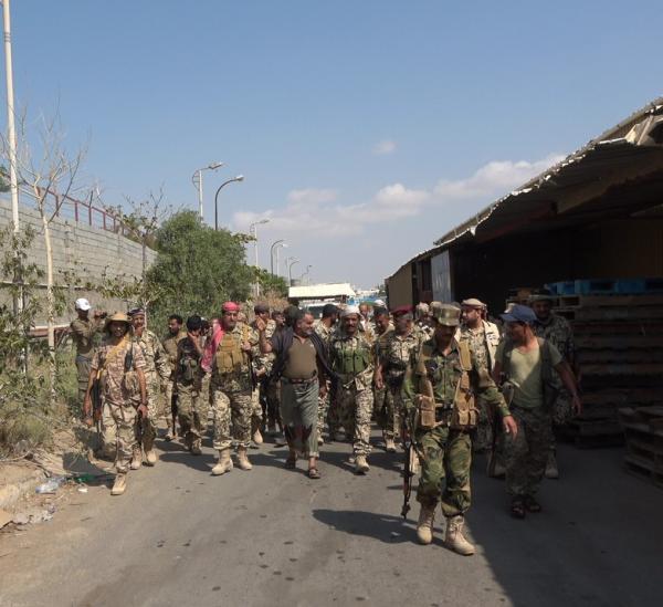 قيادات سياسية وعسكرية تواصل زياراتها للأبطال في جبهة الساحل